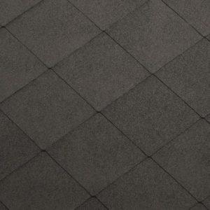 Темно-серый Foxy Katepal Битумная черепица