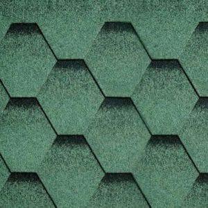 Зелень моховая Katrilli Katepal Битумная черепица