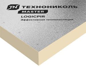 Теплоизоляционные плиты ТЕХНОНИКОЛЬ LOGICPIR